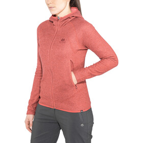 Mountain Equipment Kore Hooded Jacket Damen poppy
